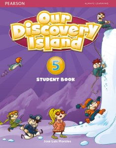 Our Discovery Island 5 - Student Book + Workbook + Multi-Rom + Online World