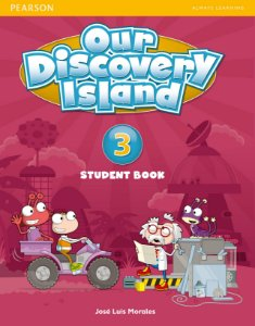 Our Discovery Island 3 - Student Book + Workbook + Multi-Rom + Online World