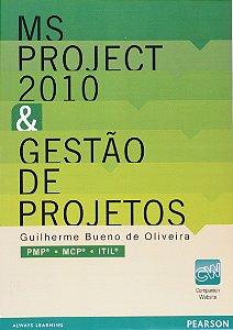 Ms Project 2010 E Gestão De Projetos - Pmp, Mcp, Itil