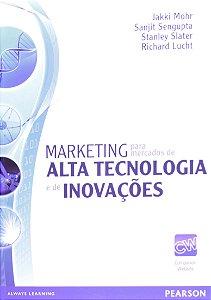 Marketing Para Mercados De Alta Tecnologia E De Inovações
