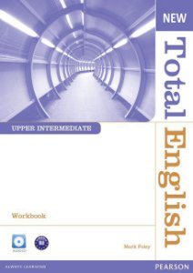 New Total English - Upper Intermediate - Workbook Without Key And Audio Cd Pack