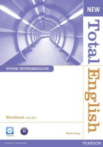 New Total English - Upper Intermediate - Workbook With Key And Audio Cd Pack