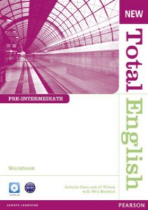 New Total English - Pre-Intermediate - Workbook Without Key And Audio Cd Pack