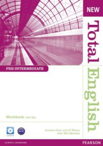 New Total English - Pre-Intermediate - Workbook With Key And Audio Cd Pack