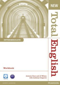 New Total English - Intermediate - Workbook Without Key And Audio Cd Pack