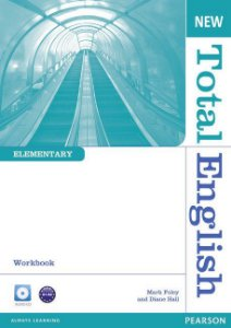New Total English - Elementary - Workbook Without Key And Audio Cd Pack