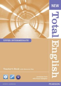 New Total English - Upper Intermediate - Teacher'S Book With Resource Disc