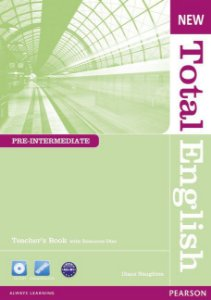 New Total English - Pre-Intermediate - Teacher'S Book With Resource Disc