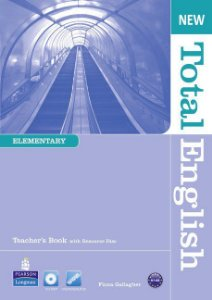 New Total English - Elementary - Teacher'S Book With Resource Disc