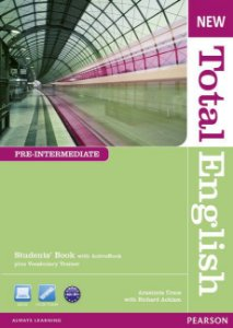 New Total English - Pre-Intermediate - Students' Book With Activebook Pack
