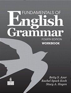 Fundamentals Of English Grammar - Workbook With Answer Key