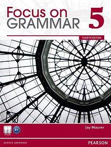 Focus On Grammar 5 - Student Book And Workbook