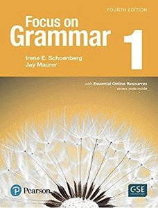 Focus On Grammar 1 - Student Book With Essential Online Resources And Workbook