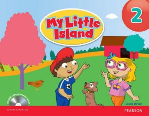 My Little Island 2 - Student Book With Cd-Rom