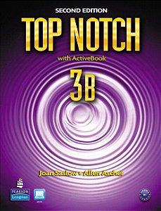 Top Notch 3B - With Activebook
