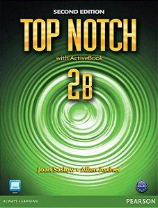 Top Notch 2B - With Activebook