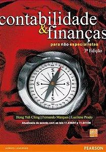 Contabilidade E Finanças Para Não Especialistas