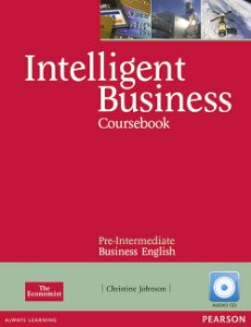 Intelligent Business - Coursebook - Pre-Intermediate Business English