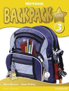 Backpack Gold 3 - Workbook