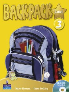 Backpack Gold 3 - Student Book