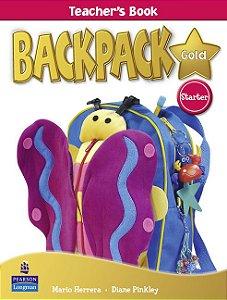 Backpack Gold - Starter - Teacher'S Book
