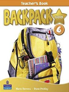 Backpack Gold 6 - Teacher'S Book