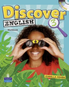 Discover English 3 - Workbook And Student'S Cd-Rom Pack