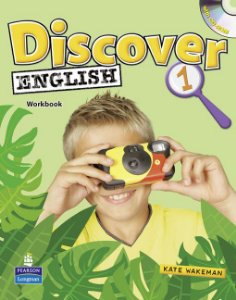Discover English 1 - Workbook And Student'S Cd-Rom Pack
