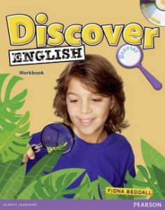 Discover English - Starter - Workbook And Student'S Cd-Rom Pack