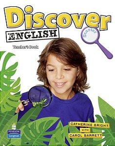 Discover English - Starter - Teacher'S Book - Global