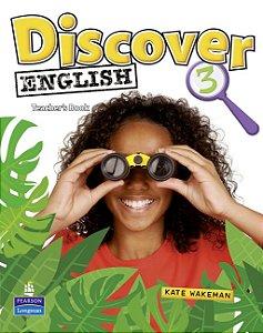 Discover English 3 - Teacher'S Book - Global