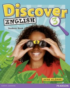 Discover English 3 - Students' Book - Global