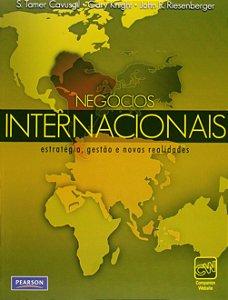 Negócios Internacionais - Estratégia, Gestão E Novas Realidades