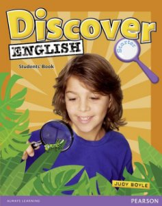 Discover English - Starter - Students' Book - Global