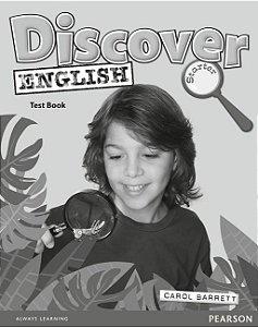 Discover English Global - Starter - Test Book - Global