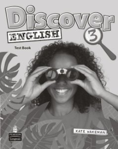 Discover English 3 - Test Book - Global