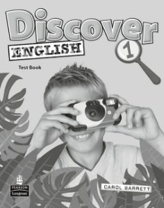 Discover English 1 - Test Book - Global