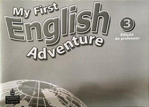 My First English Adventure 3 - Edição Do Professor