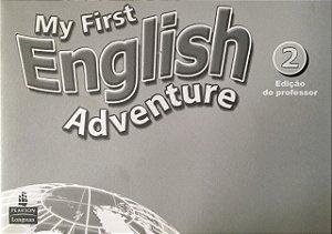 My First English Adventure 2 - Edição Do Professor