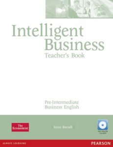 Intelligent Business - Teacher'S Book - Pre-Intermediate Business English