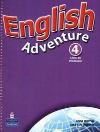 English Adventure 4 - Livro Do Professor