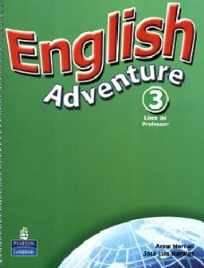 English Adventure 3 - Livro Do Professor