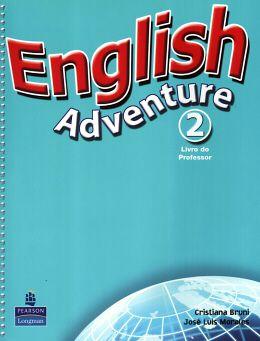 English Adventure 2 - Livro Do Professor