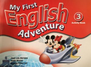 My First English Adventure 3 - Activity Book
