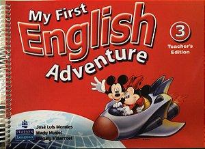 My First English Adventure 3 - Teacher'S Edition