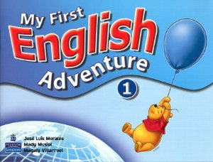 My First English Adventure 1 - Student Book