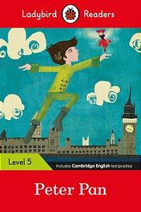 Peter Pan - Ladybird Readers - Level 5