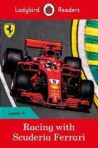 Racing with Ferrari - Ladybird Readers - Level 4