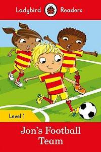 Jon's Football Team - Ladybird Readers - Level 1