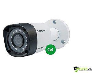 Câmera Intelbras Bullet Multi HD 1010B G4 Alta Definição (1.0MP | 720p | 3.6mm | Plast)